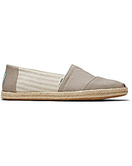 Toms Alpargata Rope Oxford University