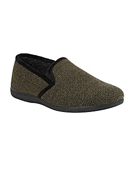 Lotus Clive Slippers Standard D Fit