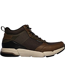 Skechers Metco Mid Top Lace Up Shoe