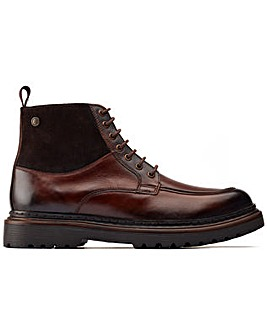 Base London Drummond Apron Toe Boot