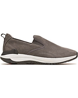 Hush Puppies Felix Mens Slip On Trainer