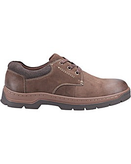 Cotswold Thickwood Burnished Casual Shoe