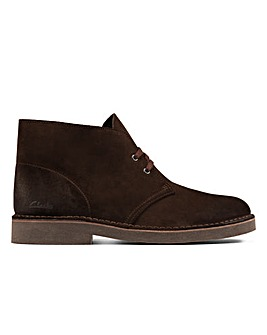 Clarks Desert Boot 2 Wide Fitting Boots