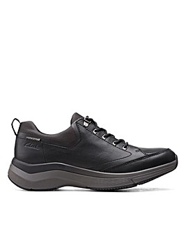 Clarks Unstructured Wave2.0 Vibe Standard Fitting Shoes