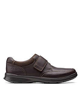 Clarks Cotrell Strap Wide Fitting