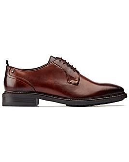 Base London Boston Plain Toe Derby Shoe