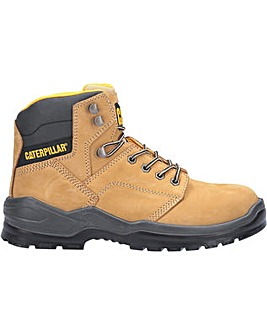 Caterpillar Striver Lace Up Injected Safety Boot