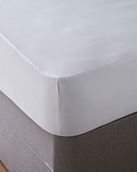 400 Thread Count 100% Cotton Air Rich Fitted Sheet