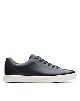 Clarks Unstructured Un Costa Lace Standard Fitting Shoes