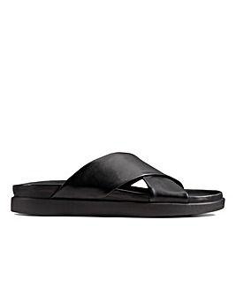 Clarks Sunder Cross Standard Fitting Sandals