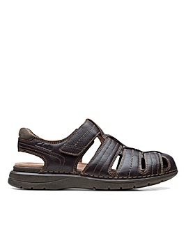 Clarks Unstructured Nature Limit Standard Fitting Sandals