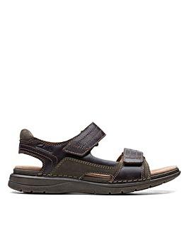 Clarks Unstructured Nature Trek Standard Fitting Sandals