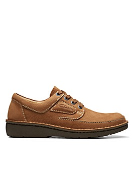 Clarks Unstructured NATURE II Standard Fitting Shoes