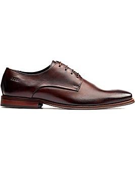 Base London Marley Plain Toe Derby Shoe