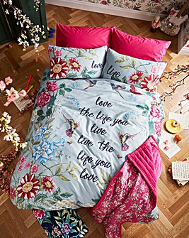 Joe Browns Love Life Duvet Cover Set
