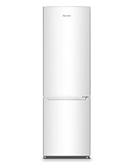 Fridgemaster MC55264AF Freestanding Fridge Freezer - White