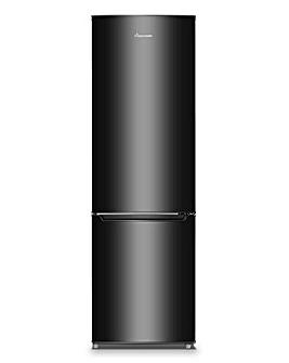 Fridgemaster MC55264AFB Freestanding Fridge Freezer - Black