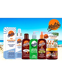 Malibu Tanning Pack