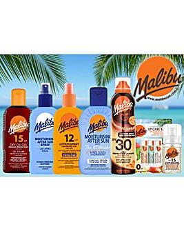 Malibu Travel Family Pack 1