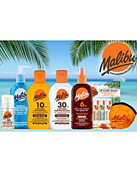 Malibu Travel Family Pack 2