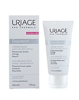 Uriage Depiderm Anti Brown Spot Hand Cream 50ml