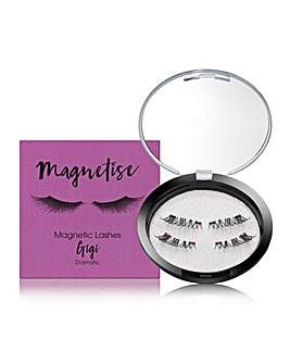 The Eyelash Design Company Magnetic Lashes Gigi