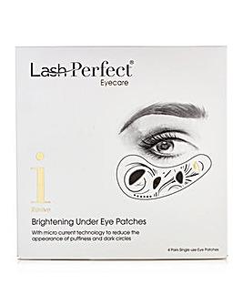 Brightening Under Eye Gel Patches 4 Pack