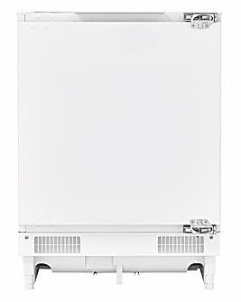 Fridgemaster MBUL60133M Integrated Under Counter Fridge - White