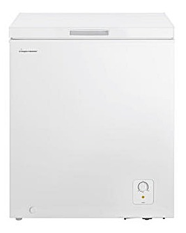 Fridgemaster MCF142 Chest Freezer - White