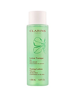 Clarins Toning Lotion Oily Combination