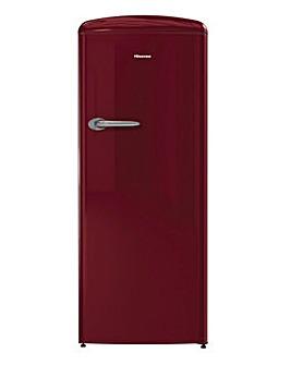 Hisense RR330D4OR2UK Tall Fridge - Red
