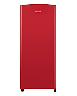 Hisense RR220D4ARF Tall Fridge - Red