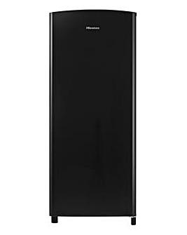 Hisense RR220D4ABF Tall Fridge - Black