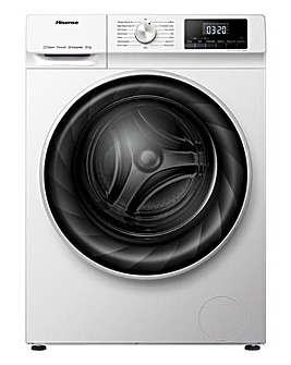 Hisense WFQY1014EVJM 10kg 1400rpm Washing Machine - White