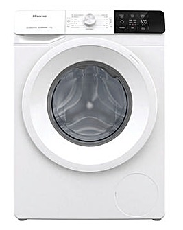 Hisense WFGE80141VM 8kg 1400rpm Washing Machine - White