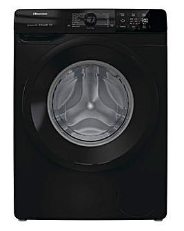 Hisense WFGE90141VMB 9kg 1400rpm Washing Machine - Black