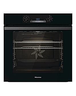 Hisense BI62212ABUK Built In Single Oven - Black