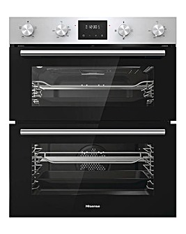 Hisense BID75211XUK Built Under Electric Double Oven - Stainless Steel