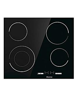 Hisense E6432C Electric Ceramic Hob - Black