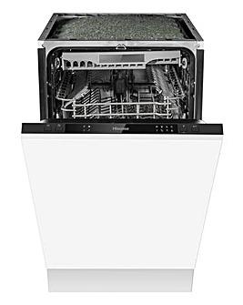 Hisense HV520E40UK Integrated 11-place Slimline Dishwasher