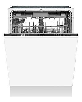 Hisense HV603D40UK Integrated 14-place Full-Size Dishwasher