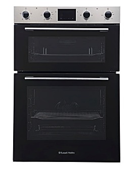 Russell Hobbs RH89DEO2002SS Built-In Electric Fan Oven - Stainless Steel