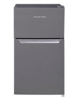Russell Hobbs RH47UCFF1SS Under Counter Fridge Freezer - Stainless Steel