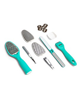 8 Piece Pedicure Set