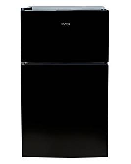 Lowry LUCFF47B Fridge Freezer - Black