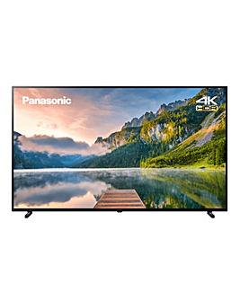 """Panasonic TX-58JX800B 58"""" 4K LED Smart Android TV"""