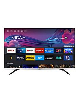 """Hisense QLED 55E76GQTUK 55"""" 4K UHD HDR Smart TV"""