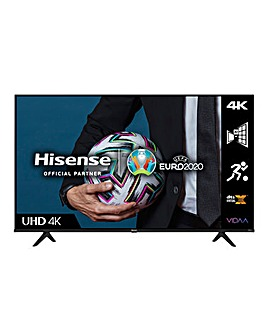 Hisense 55A6GTUK 55 4K UHD HDR SMART TV with Alexa & Google Assistant