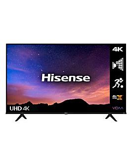 "Hisense 50A6GTUK 50"" 4K UHD HDR Smart TV"
