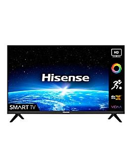 "Hisense 32A4GTUK 32"" HD Ready Smart TV"